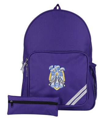 St Muns Primary Backpack