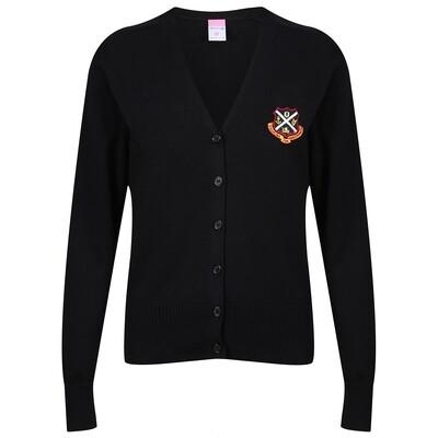 Dunoon Grammar Girls Knitted Cardigan