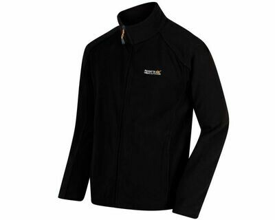 Regatta Hedman 'Fleece' Black Gents