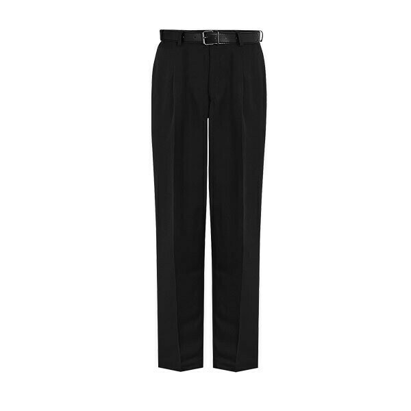 Senior School Sturdy Boys Trouser (2 colours from Age 8-9 to Waist 40' in 2 leg lengths)