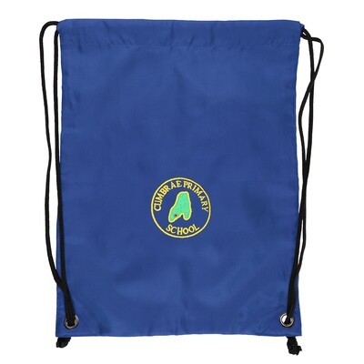 Cumbrae Primary Gym Bag