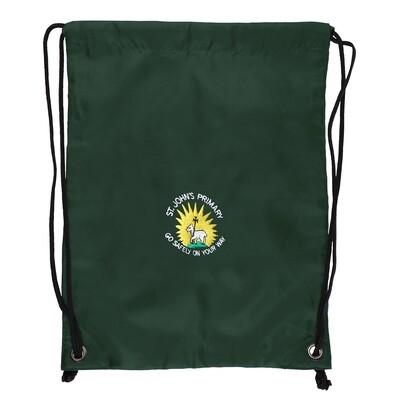 St John's Primary Gym Bag