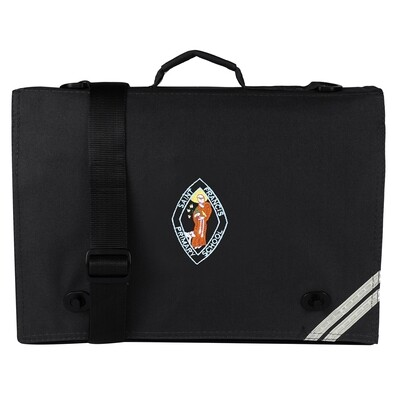 St Francis Primary Document Case (Black)