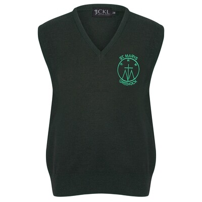 St Mary's Primary Knitted Tank Top