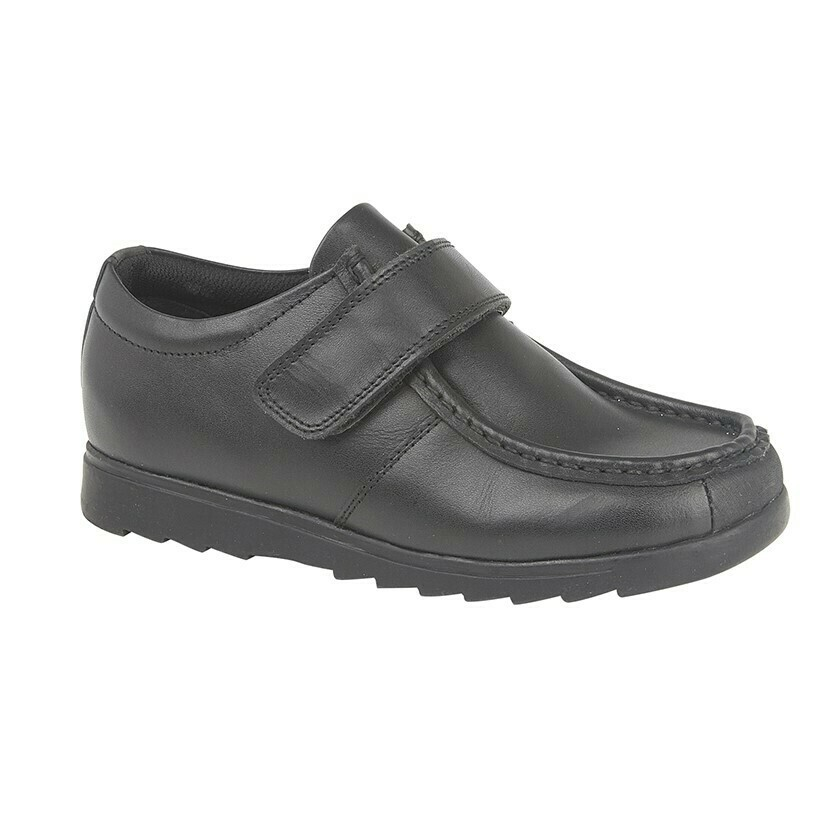 Boy's Leather Shoe (Size 10-6) (RCSB695A)