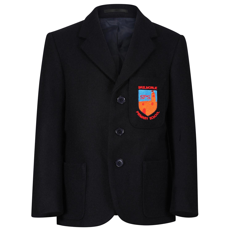 Skelmorlie Primary 'Wool' Blazer (Made-to-Order)