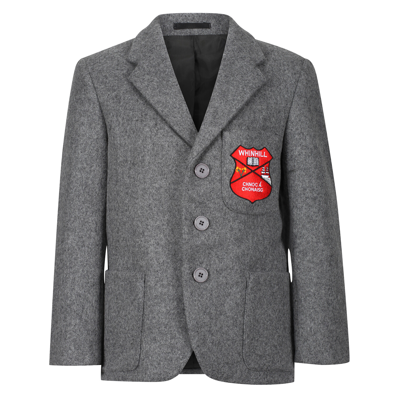 Whinhill Primary 'Wool' Blazer (Made-to-Order)