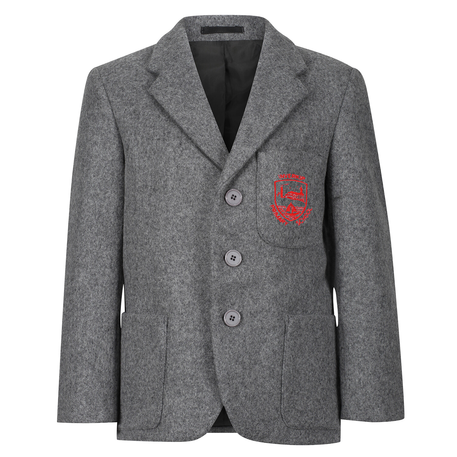 Inverkip Primary 'Wool' Blazer (Made-to-Order)