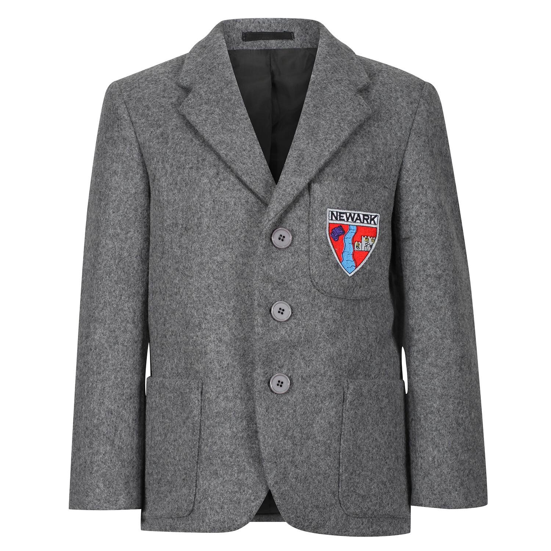Newark Primary 'Wool' Blazer (Made-to-Order)
