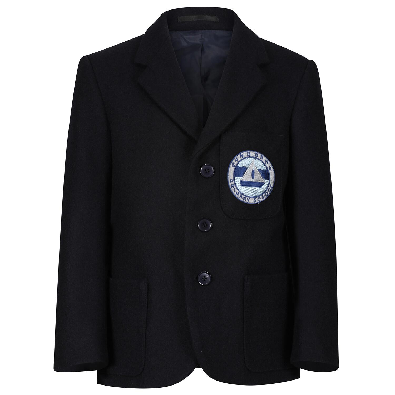 Sandbank Primary 'Wool' Blazer (Made-to-Order)