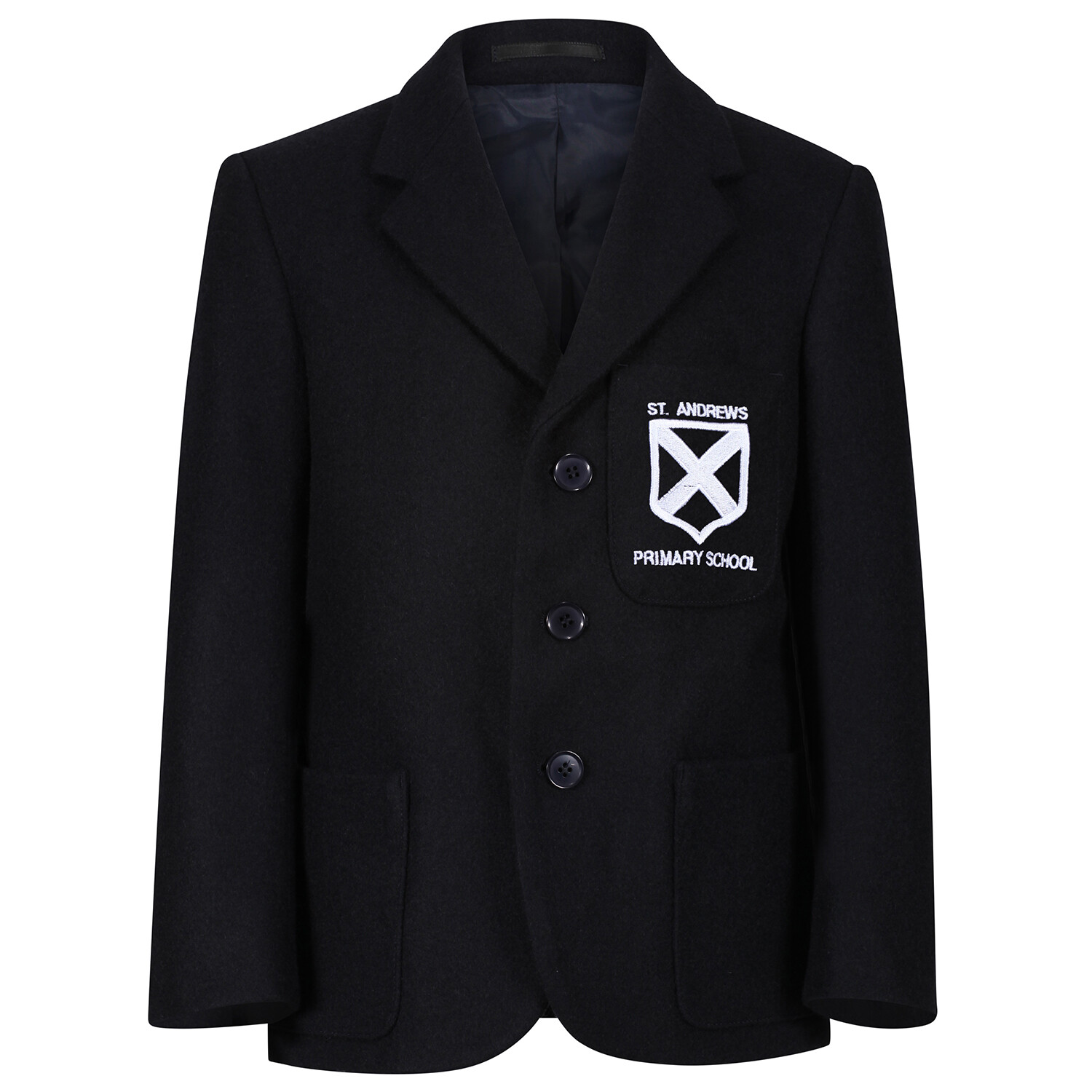 St Andrew's Primary 'Wool' Blazer (Made-to-Order)