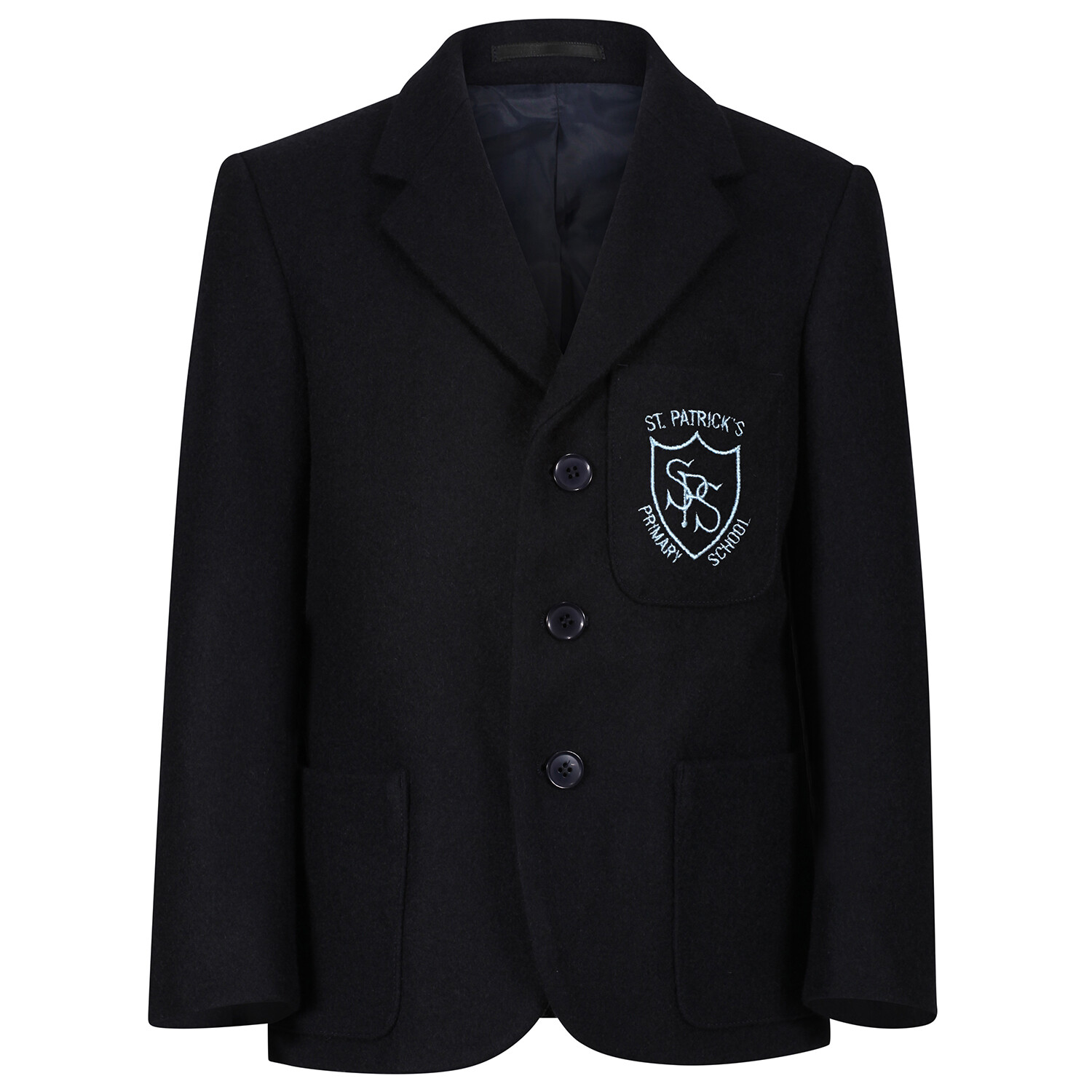 St Patrick's Primary 'Wool' Blazer (Made-to-Order)
