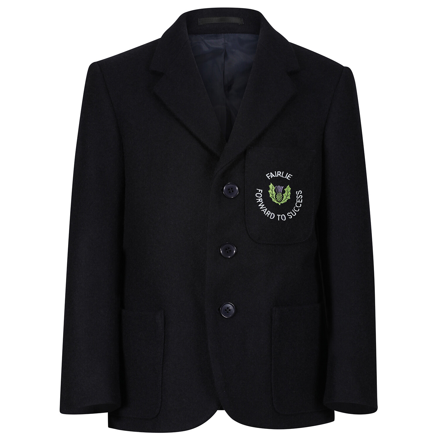 Fairlie Primary 'Wool' Blazer (Made-to-Order)