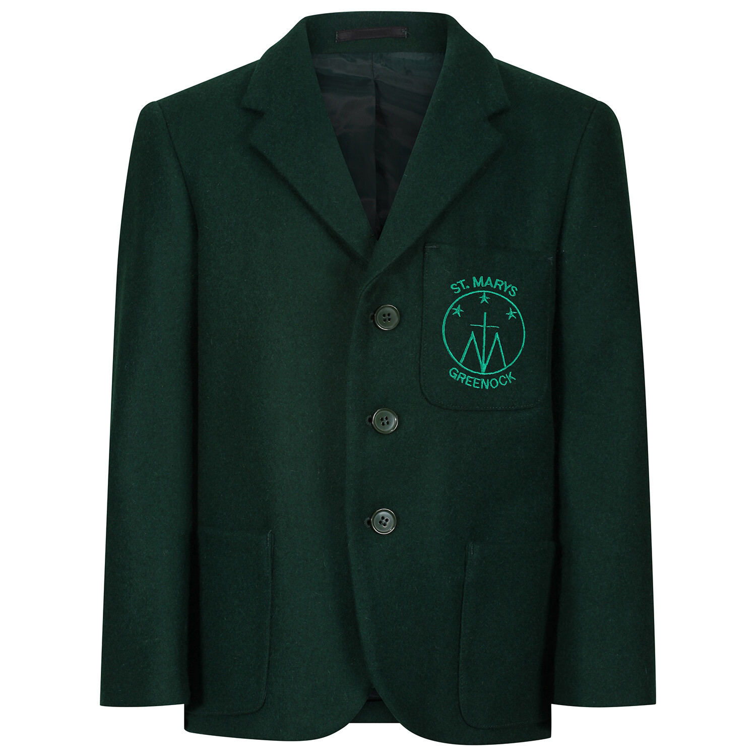 St Mary's Primary 'Wool' Blazer (Made-to-Order item)