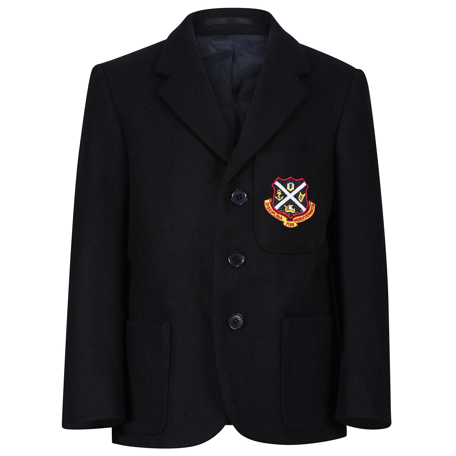 Dunoon Primary 'Wool' Blazer (Made-to-Order)