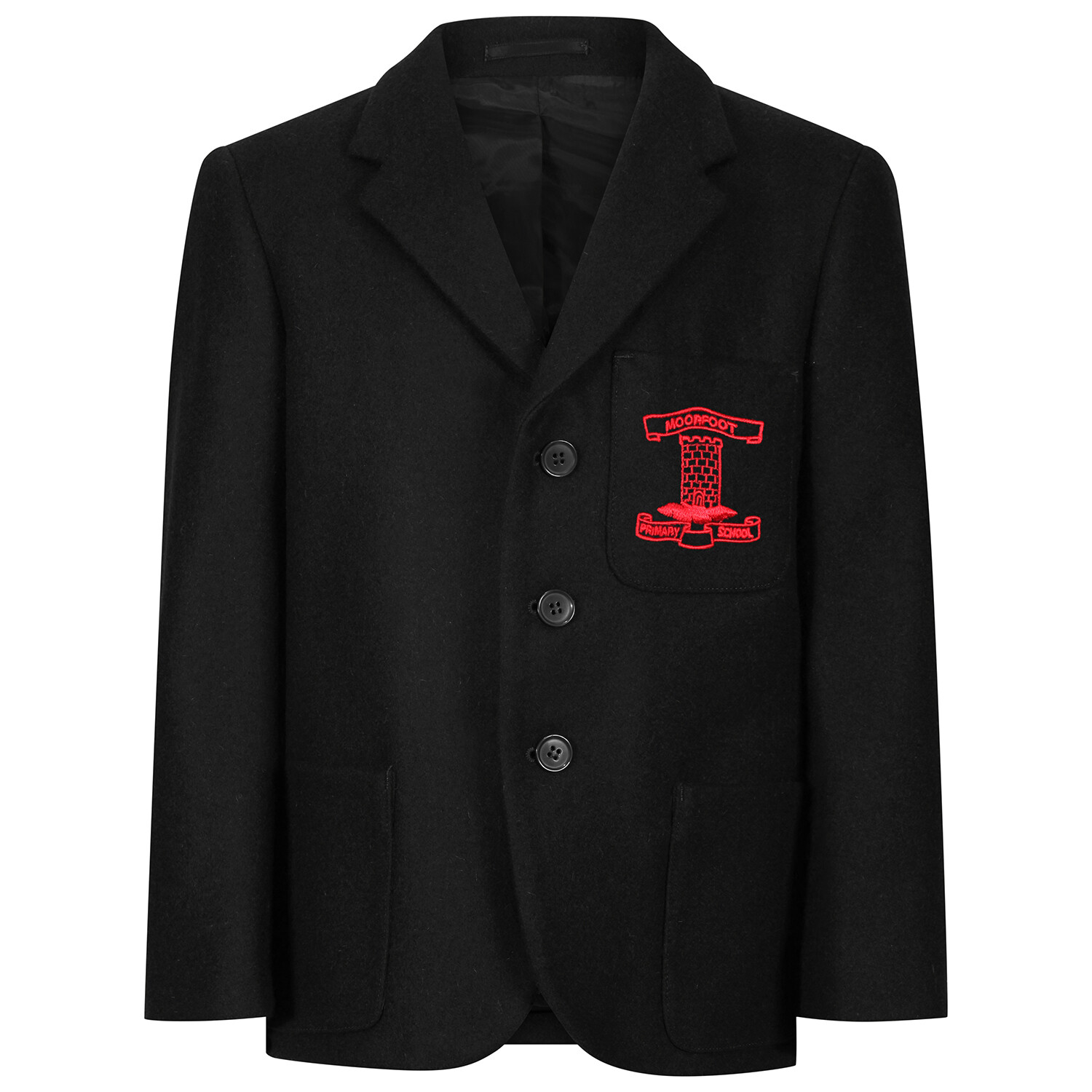 Moorfoot Primary 'Wool' Blazer (Made-to-Order)