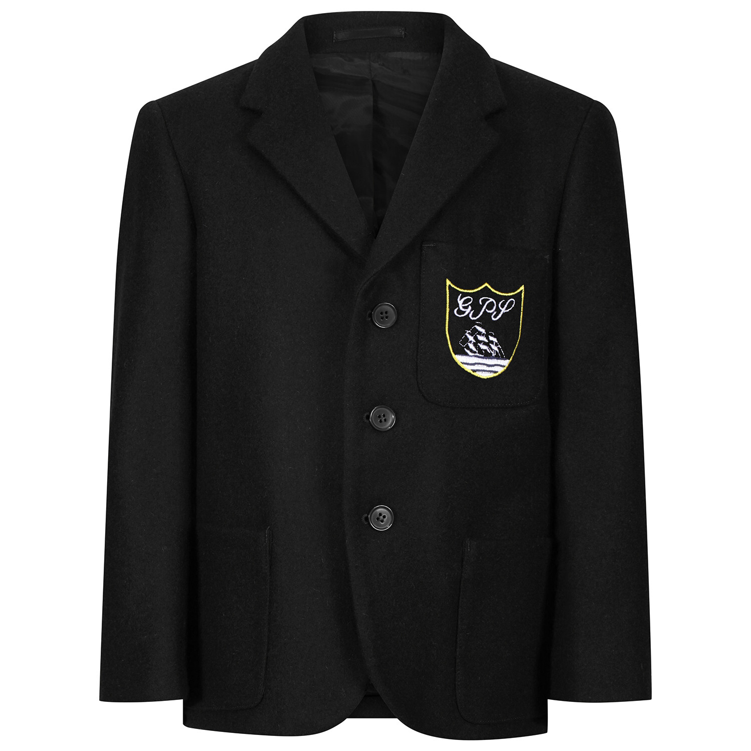 Gourock Primary 'Wool' Blazer (Made-to-Order)