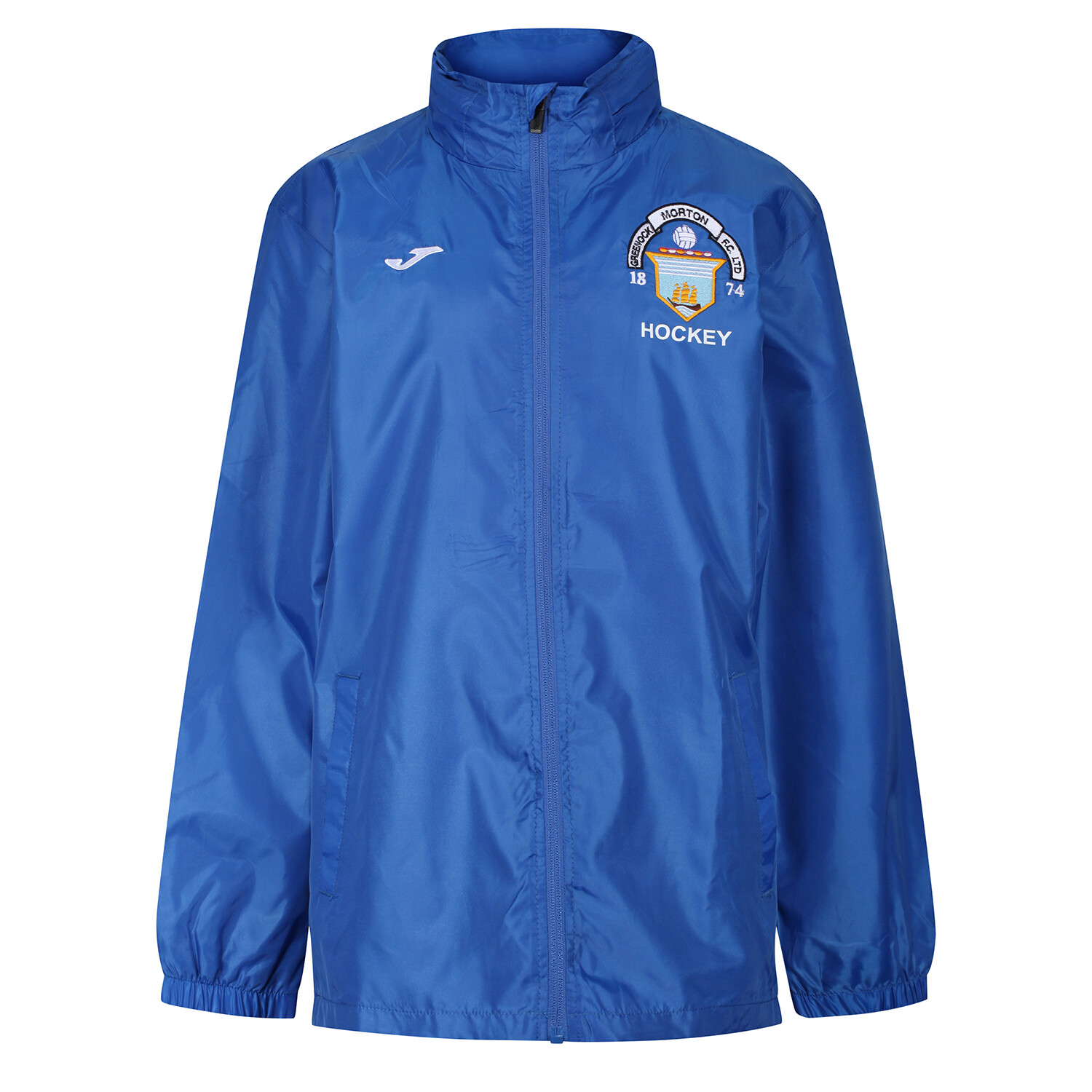 Greenock Morton HOCKEY Full Zip Rain Jacket