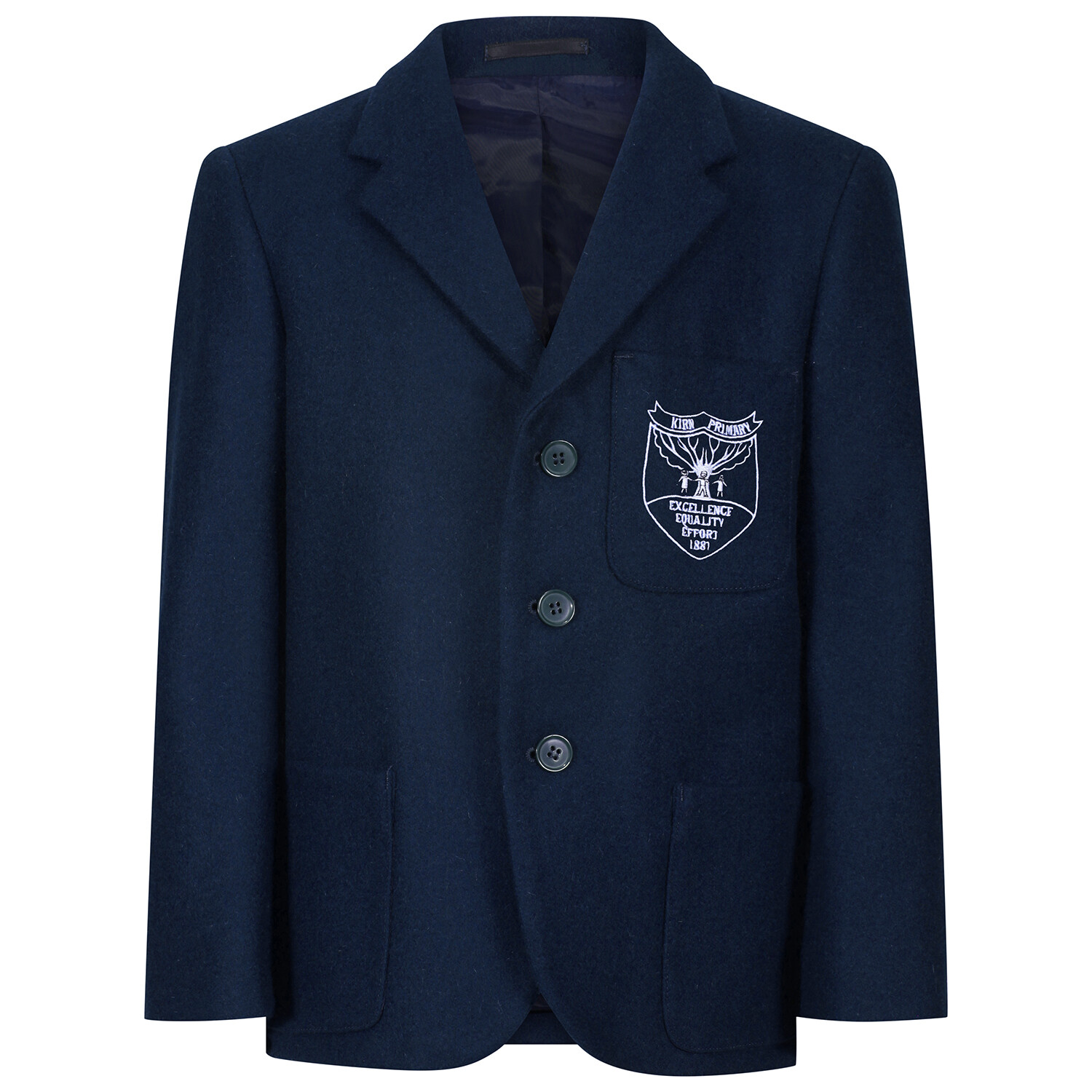 Kirn Primary 'Wool' Blazer (Made-to-Order)