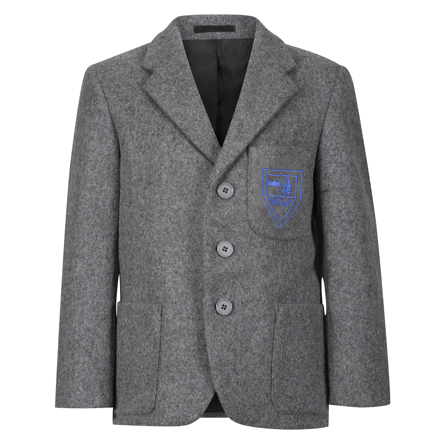 King's Oak Primary 'Wool' Blazer (Made-to-Order)