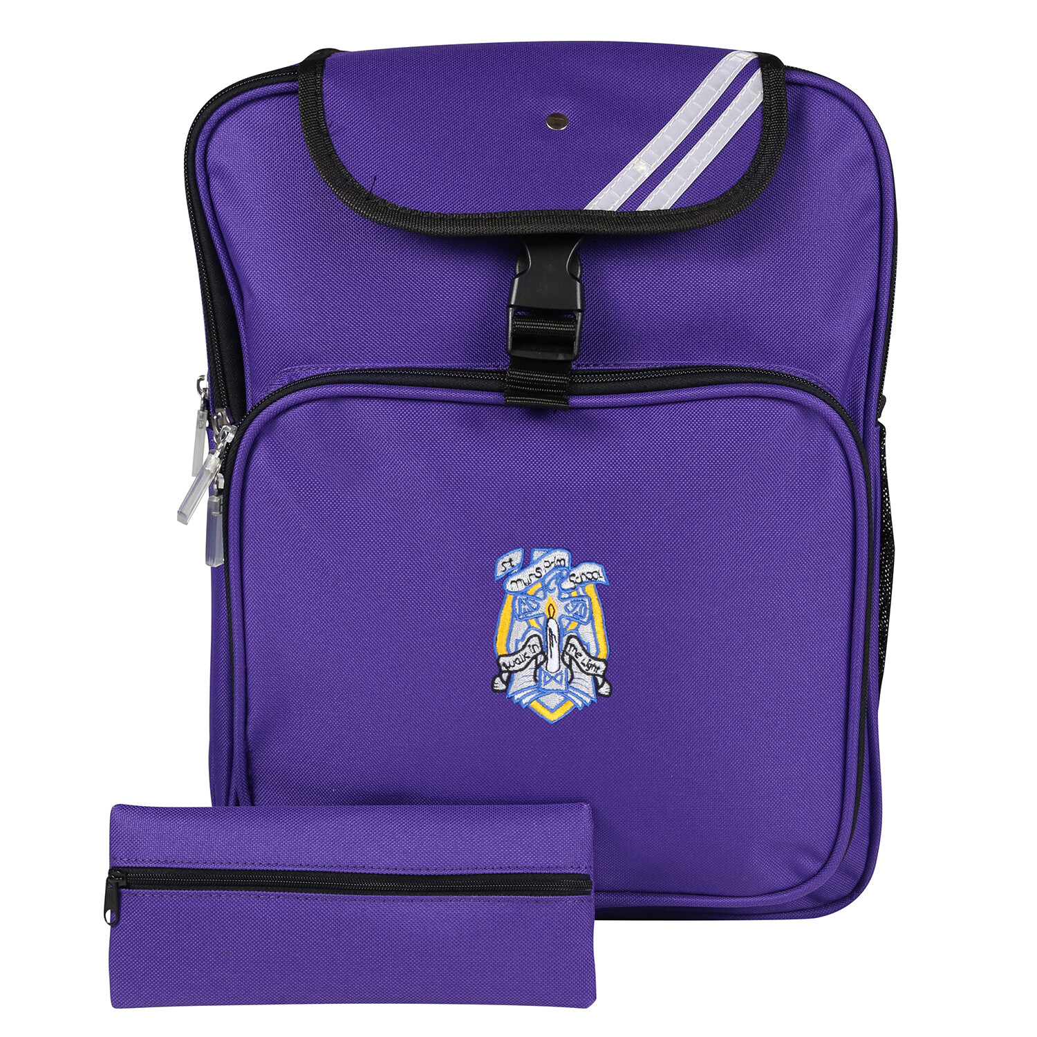 St Muns Primary Backpack (Junior)