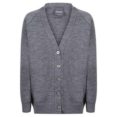 Primary School Knitted Courtelle Cardigan (choice of colours and FREE embroidery option)