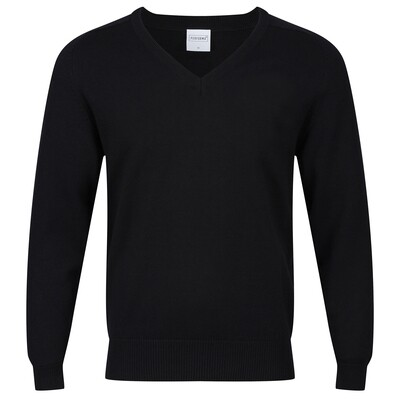 Boys Cotton V-neck (In 3 colours from Age 9-10)