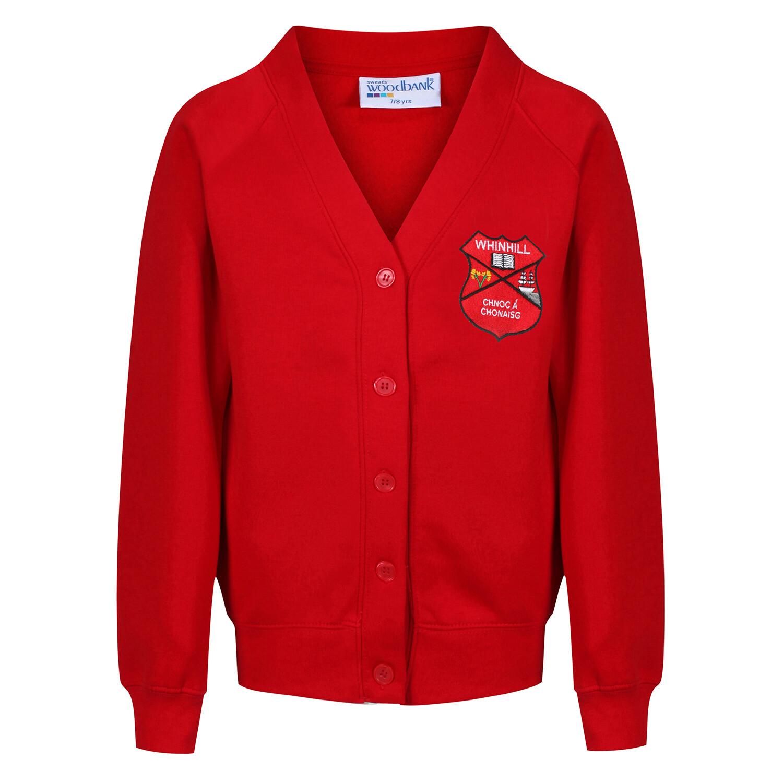 Whinhill Nursery Sweatshirt Cardigan