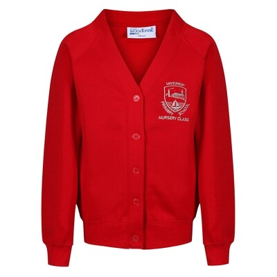 Inverkip Nursery Sweatshirt Cardigan