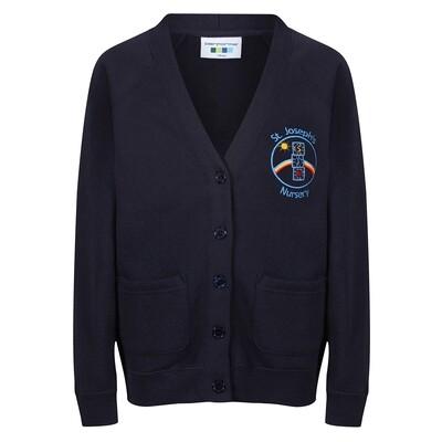St Joseph's Nursery Sweatshirt Cardigan