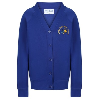 Largs Primary Early Years Sweatshirt Cardigan