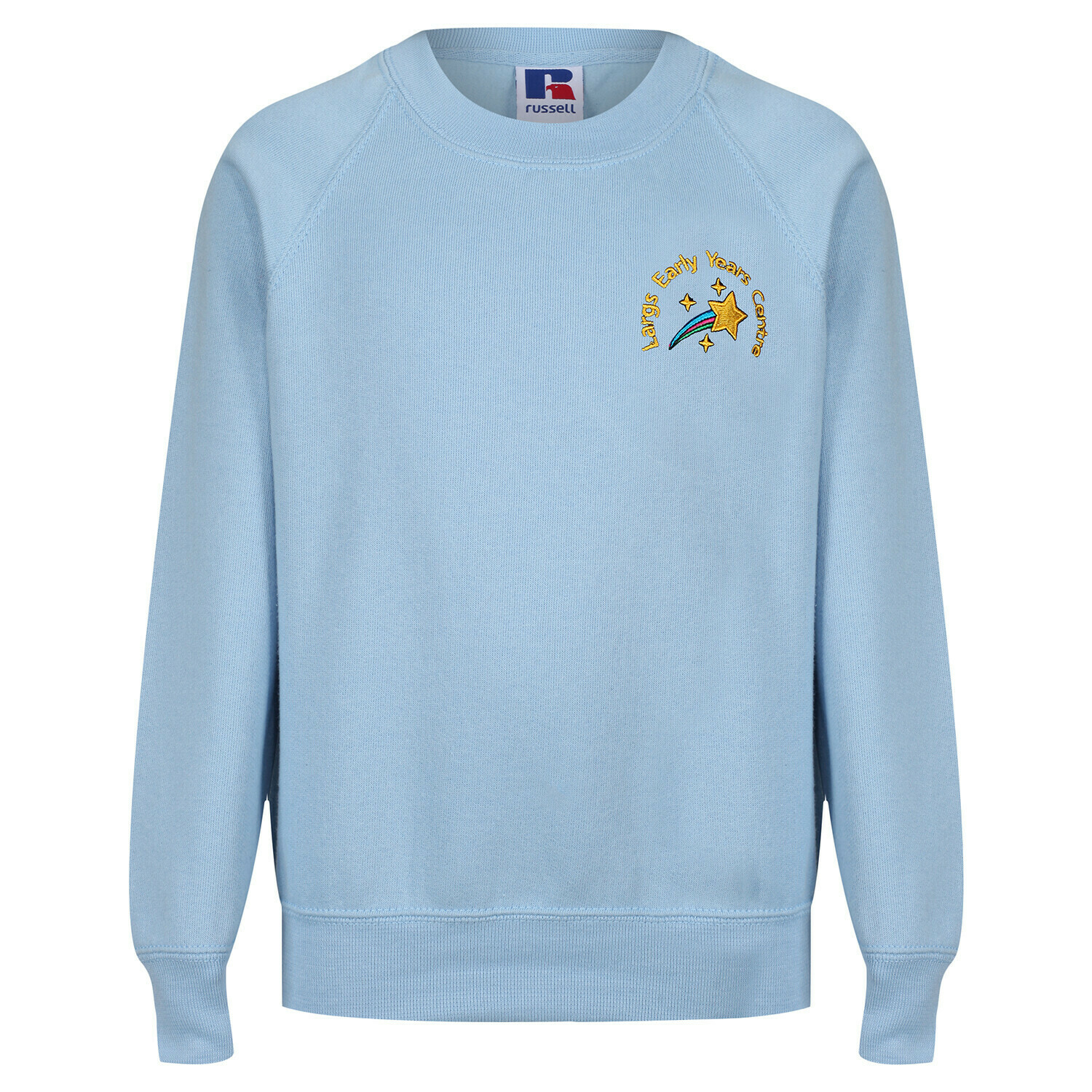 Largs Primary Early Years Sweatshirt (choice of colours)