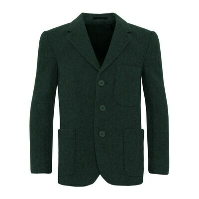 Bottle Wool Blazer (Unisex)