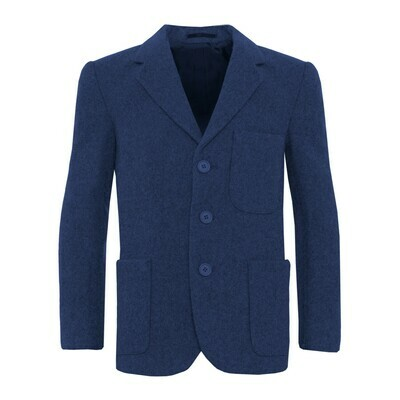 Royal Wool Blazer (Unisex)