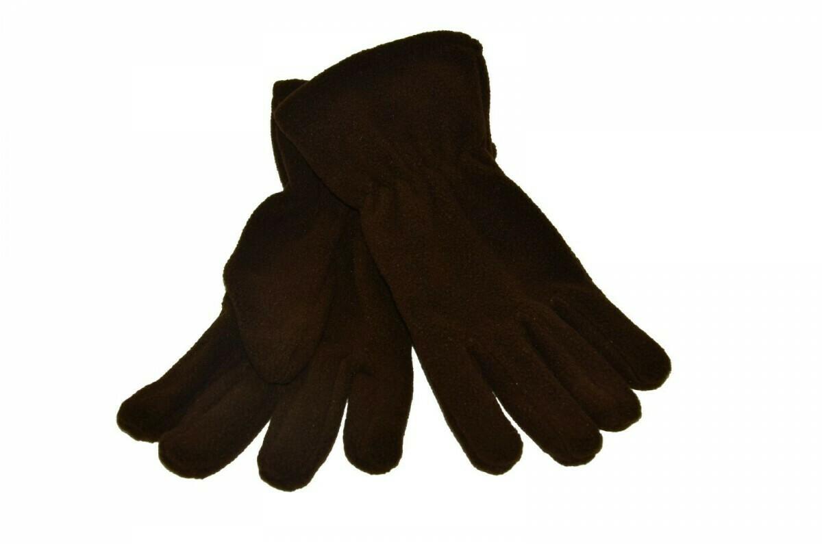 St Francis 'Brown' Fleece Gloves