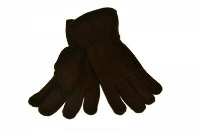 St Francis 'Brown' Fleece Gloves