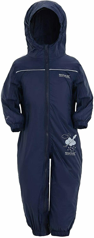 Fleece Lined & Waterproof 'All-in-One' Suit