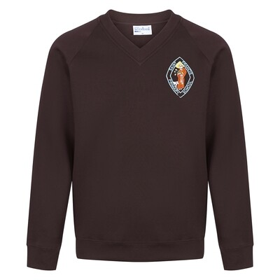 St Francis Primary Sweatshirt (V-Neck)