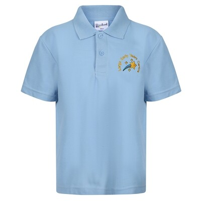 Largs Primary Early Years Poloshirt (choice of colours)