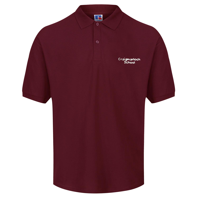Craigmarloch Staff Polo Shirt (Lady-fit) (RCS85800L)