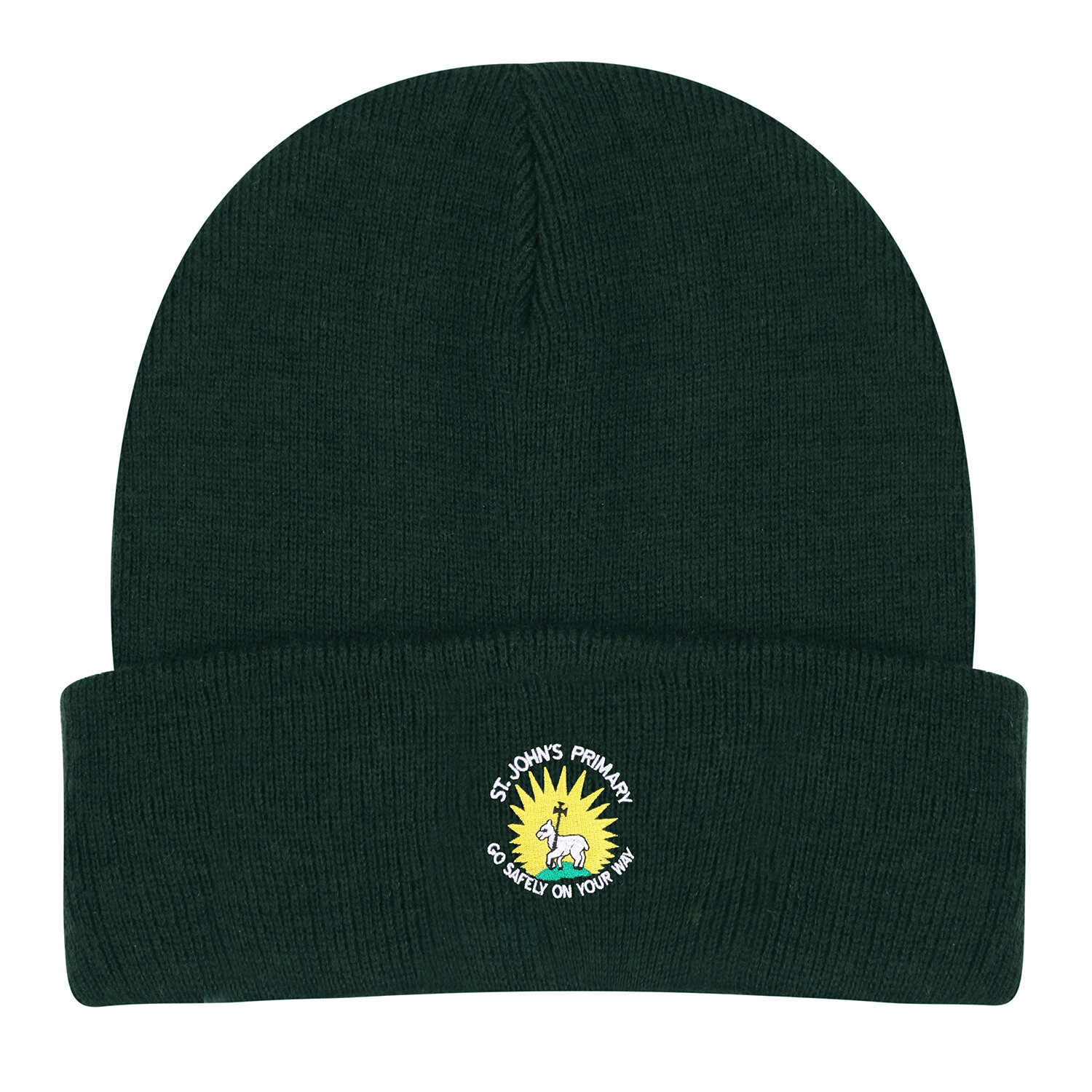 St John's Primary Wooly Hat