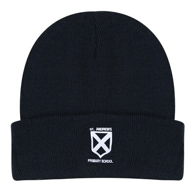 St Andrew's Primary Wooly Hat