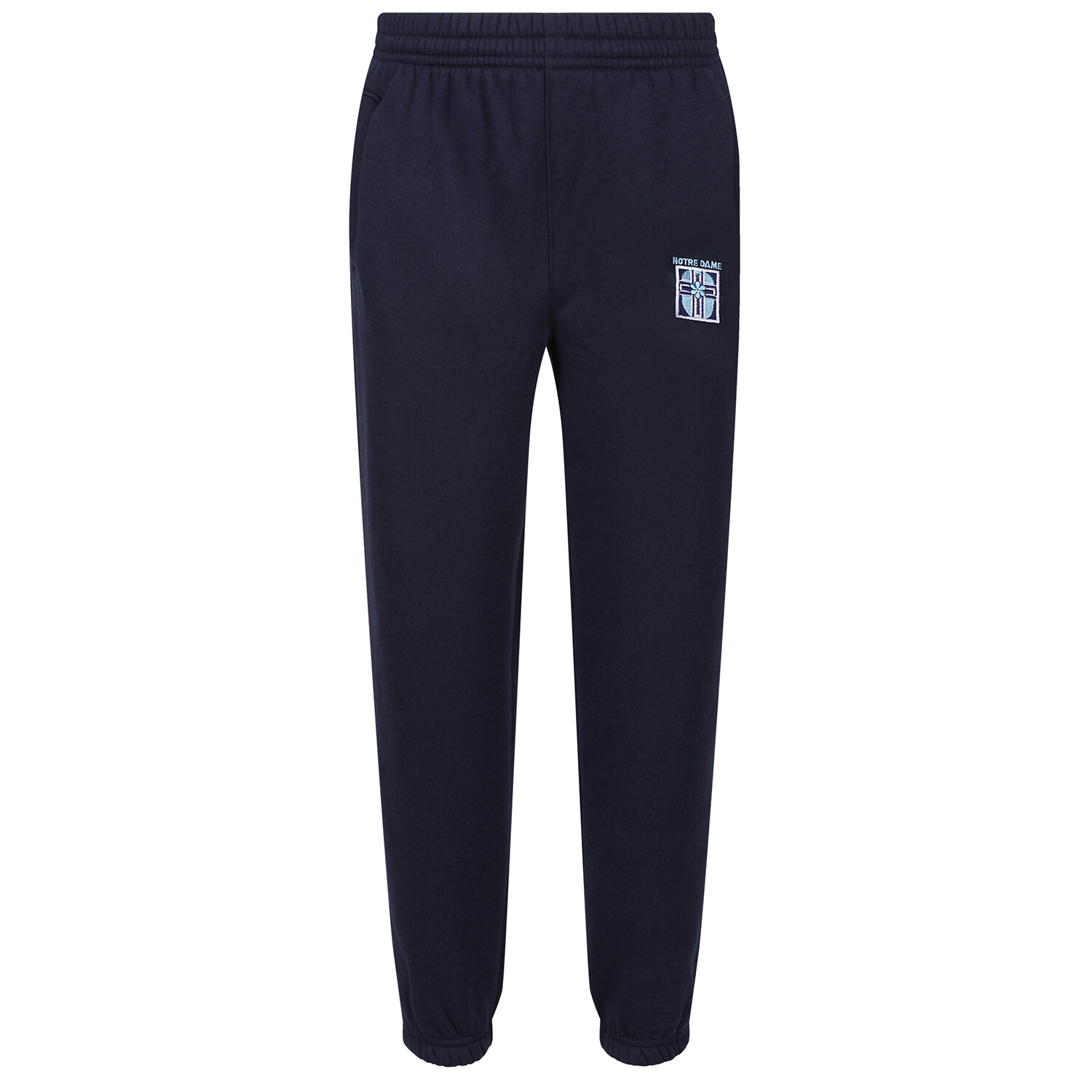 Notre Dame High Fleece Jog Pant for PE