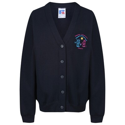 Gibshill Childrens' Centre Sweatshirt Cardigan
