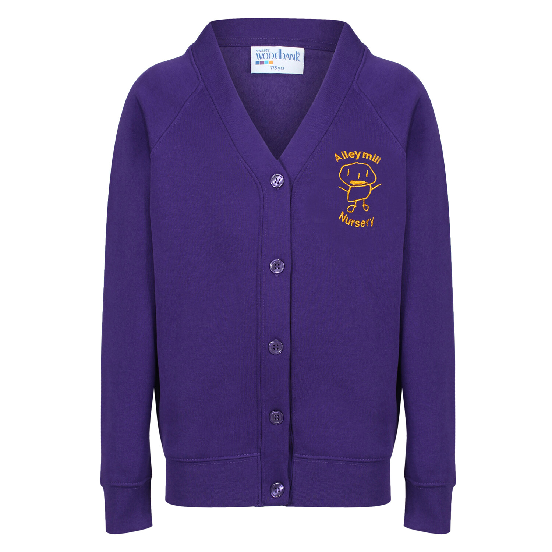 Aileymill Nursery Sweatshirt Cardigan