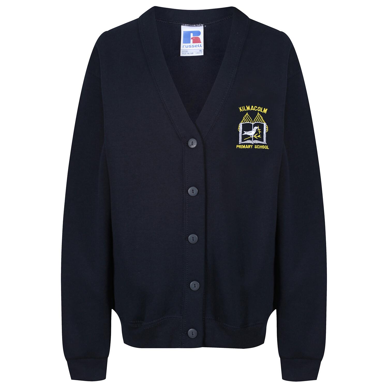Kilmacolm Primary Nursery Sweatshirt Cardigan