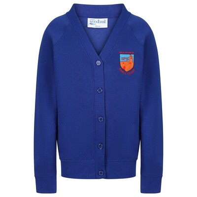 Skelmorlie Early Years Sweatshirt Cardigan