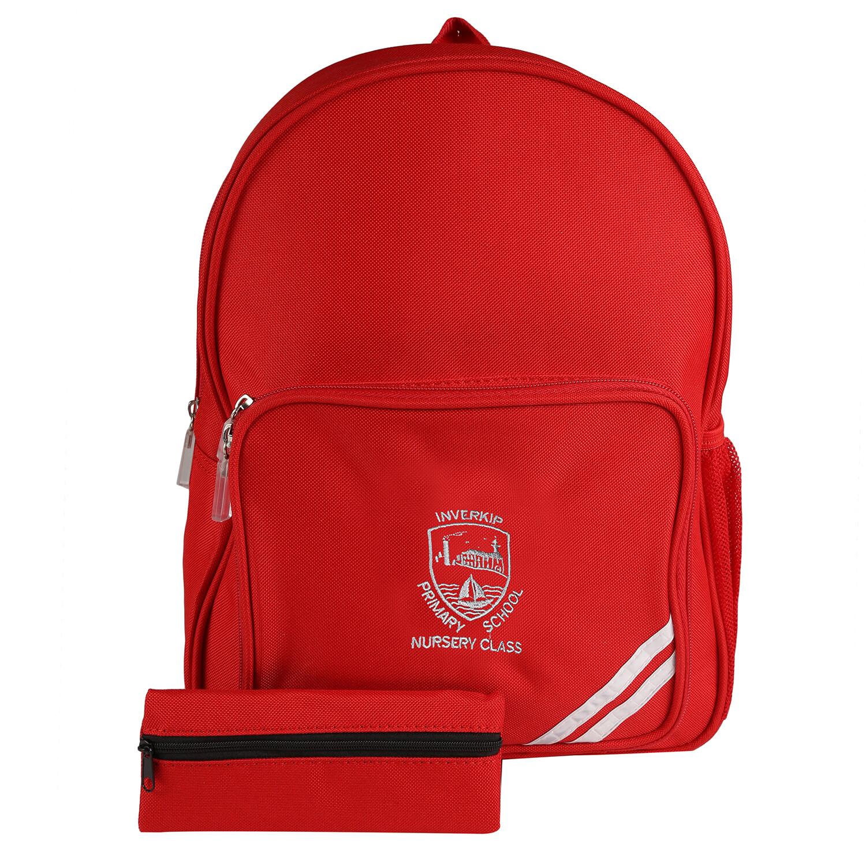 Inverkip Nursery Backpack