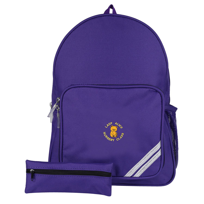 Lady Alice Nursery Backpack