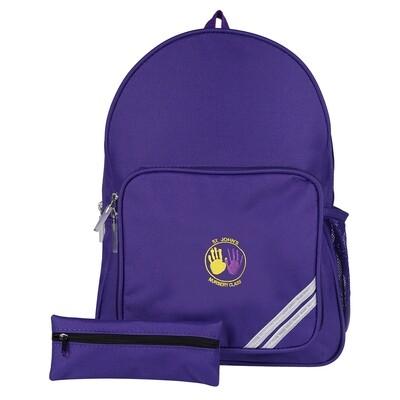 St John's Nursery Backpack